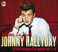 Johnny Hallyday - Retiens La Nuit - 2CD SET - BRAND NEW SEALED ELVIS ROCK N ROLL
