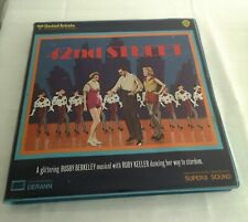 Vintage 42nd Street RARE Super 8 Film Reel!