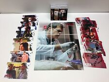 DEXTER SEASON 5 & 6 (Breygent) Complete MINI MASTER Card Set (72) w/ 27 CHASE