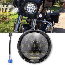 """7"""" LED Style Headlight For Yamaha V-Star XVS 650 1100 Classic Silverado"""