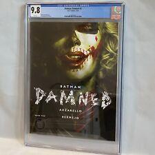 Batman: Damned #2 CGC 9.8 DC Comics