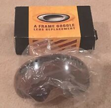2003 Oakley A-Frame Goggle Replacement Lens VR28 Black Iridium New in Box