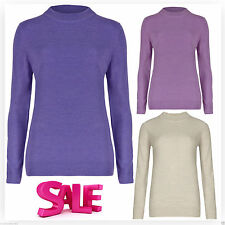 Marks and Spencer No Pattern Thin Waist Length Women's Jumpers & Cardigans