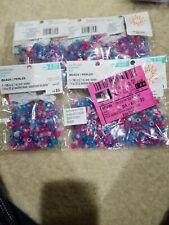Kids Beads Jewelry Kit Bracelet Necklace Diy Crafts by Creatology Lot of 6 Packs