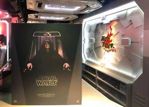 Hot Toys 1/6 Star Wars: VI Return of the Jedi EMPEROR PALPATINE(DELUX) MMS468