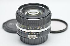 [ Quasi Mint] Nikon AI-S Nikkor 50mm F/1.4 Ais Mf Obiettivo Da Giappone #1404