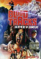 Blood Tracks -Sentieri Di Sangue (Dvd -Quadrifoglio - Audio: ITA, ING, FR) Nuovo