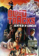 Blood Tracks - Sentieri Di Sangue (Dvd - Quadrifoglio) Nuovo e Sigillato
