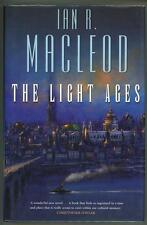 The Light Ages by Ian R Macleod First UK Edition- High Grade