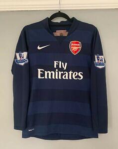 Arsenal Goalkeeper Football Shirt, Nike Long Sleeves