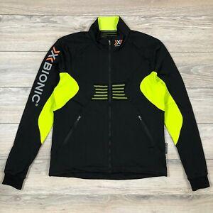 X-Bionic Ski Raccoon Layer Full Zip Men's Shirt Thermal Sweatshirt size L
