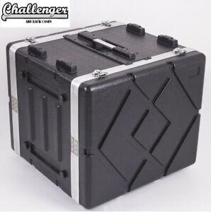 Challenger 19″ 10U ABS Rack Case