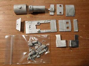 Sittingbourne & Kemsley 'Brazil' class 0-4-2ST 4mm scale metal loco body kit New