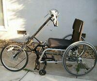 Quickie GP Aluminum Lightweight Rigid Manual Wheelchair   GP Series bicycle