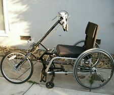 Quickie GP Aluminum Lightweight Rigid Manual Wheelchair | GP Series bicycle