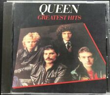 Queen Rare CD Import No Bar Code Greatest Hits Brazil Freddie Mercury
