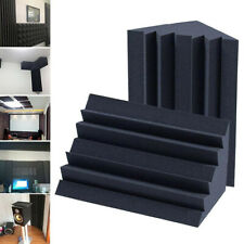 SOUNDPROOFING FOAM ACOUSTIC BASS TRAP CORNER ABSORBERS FOR MEETING STUDIO ROOM