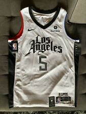 100% Authentic Montrezl Harrell Clippers City Edition Nike Swingman Jersey LARGE