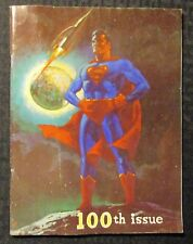 1973 Rocket's Blast ComiCollector RBCC #100 FANZINE Zine VG 4.0 Superman Cover