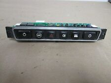 BENTLEY ARNAGE -- HAZARD SWITCH PANEL # 04991114