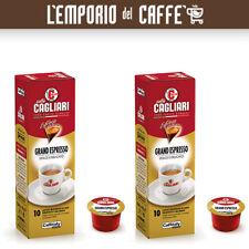 Caffè Caffe Caffitaly Cagliari Grand Espresso 100 Capsule Cialde -100% Originale