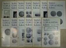 Seaby's Coin and Medal Bulletin