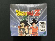Dragonballz Limited Edition Saiyan Saga Series Booster Box - Factory Sealed