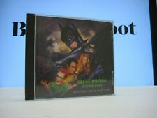 Batman Forever Soundtrack CD - 1995