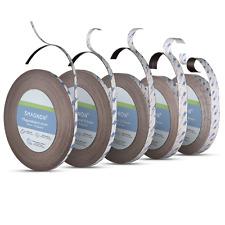 Magnetband mit 3M Kleberücken selbstklebend Magnetstreifen Meterware 12,7 + 25,4