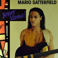 "7"" MARIO SATTERFIELD Instant Karma! CV John Lennon Tribal Barclay 1989 Like new!"