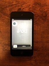 iPod Touch 4th Gen, 32gb, Black