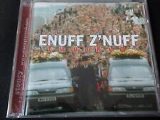 Enuff Z'nuff - Tweaked (SEALED NEW CD 2008) DONNIE VIE VINCE NEIL BAND CHIP