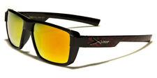 Sunglasses Sport Designer Shades Wraps Xloop UV400 Men Women Black Red XL601C