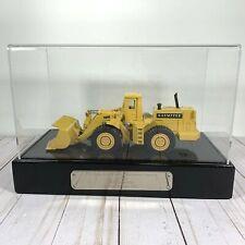 Ertl 1:50 988B CAT WHEEL LOADER, Caterpillar Display Box Real Estate Commemorate