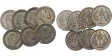 Österreich-Ungarn 7x 1 Krone 1893-1900 - Lot Franz Josef