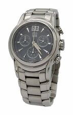 ESQ by Movado 07301230 Quest Mens Stainless Steel Chronograph Date Swiss Watch