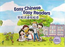 Easy Chinese Easy Readers Vol. 1