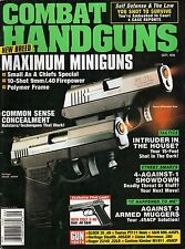 Combat Handguns Magazine Back Issues (Pick From List) Used