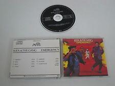 KOOL & THE GANG/Emergency (musique 823 823-2) CD Album