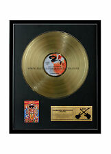 """Rgm1027 Jimi Hendrix Experience Axis: Bold as Love Gold Plated Disc 24K Lp 12"""""""