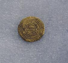 Ayyubid Al-Nasir Yusuf I (Saladin) Gold Dinar 1169-93 Al-Qahira Crusaders