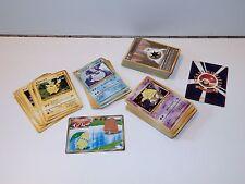 POKEMON POCKET MONSTERS ASSORTED CARD LOT