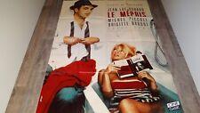 brigitte  bardot LE MEPRIS jean luc godard piccoli  rare affiche cinema
