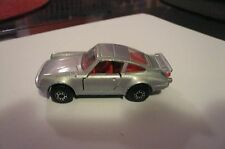 Matchbox Lesley Superfast Porsche Turbo 1978 Made in England