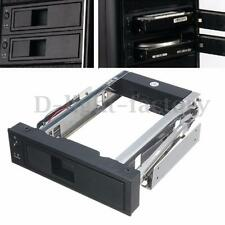 "ORICO 1106SS 5.25"" CD-ROM Space to 3.5'' SATA HDD Mobile Rack Bracket Enclosure"