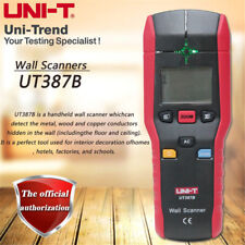 UNI-T UT387B 3 In 1 Multifunction LCD Wand Stud Wood AC Live Wire Metal Finder