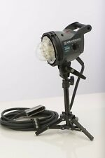 Elinchrom Flash head 3000 W/S Rapid - ZOOM ACTION - With variable angle of light