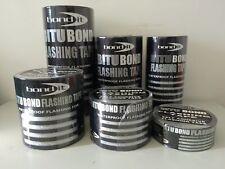 3 x - 150mm x 10m BondIt Flashing Tape Flash Band Roofing Repair Self Adhesive