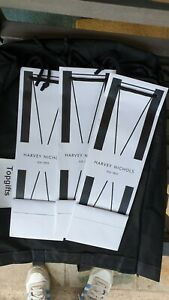 Harvey NIchols WIne Gift Bag Foodmarket Bag Never Used