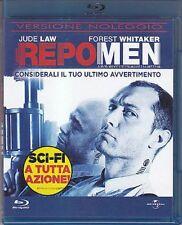 Blu Ray REPO MEN - (2010)  ......NUOVO